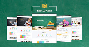 Eduharvard is a powerful WordPress theme for university and online courses