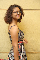Actress Aditi Myakal Looks gorgeous in Sleeveless Deep Neck Top at Ami Tumi success meet ~  Exclusive 026.JPG