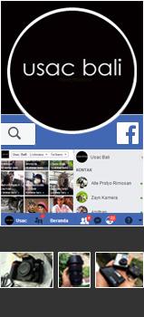 Lapak USAC BALI di Facebook