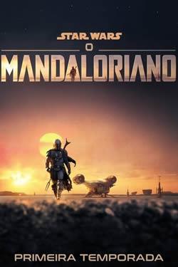 Capa Primeira Temporada de The Mandalorian