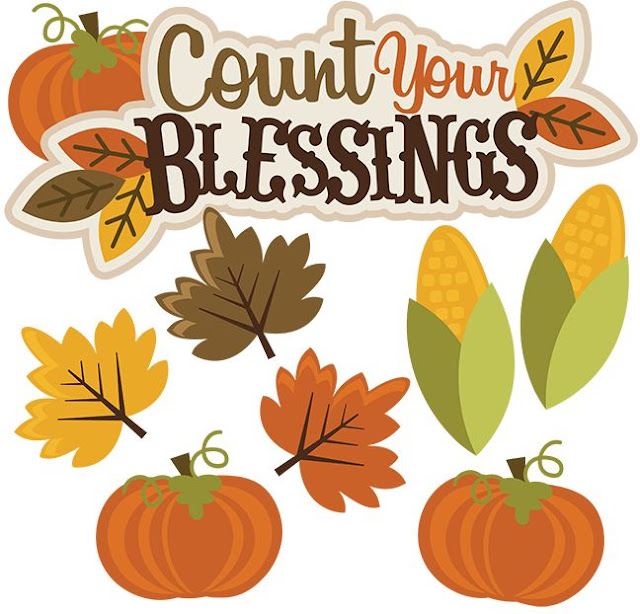 Thanksgiving Clipart Banner