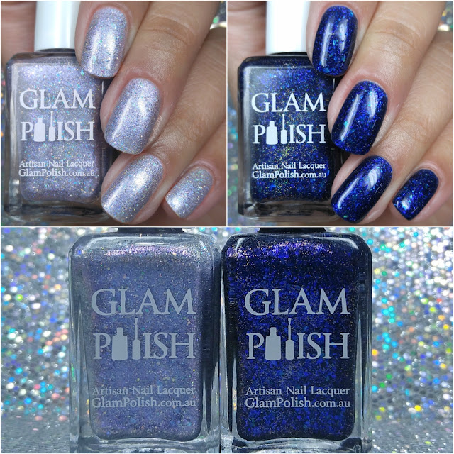 Glam Polish - September 2017 Fantastic Fandoms LE Fan Group Exclusives
