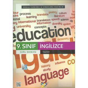 FDD Yayınları 9.Sınıf İngilizce Soru Bankası