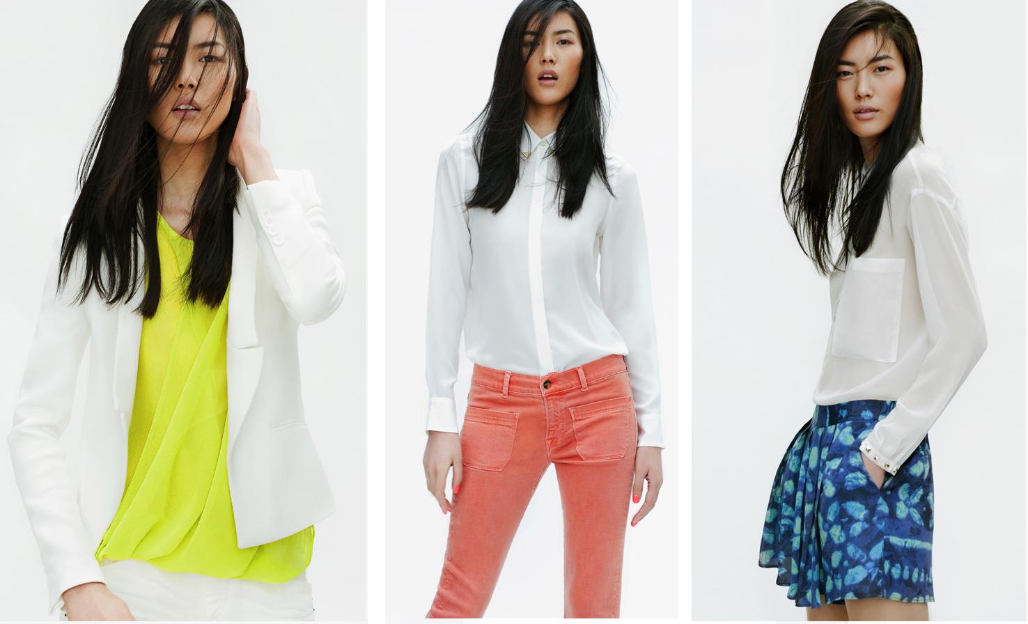 cf26bf4bae3 Scrambled Fashion  Zara sets sail for spring