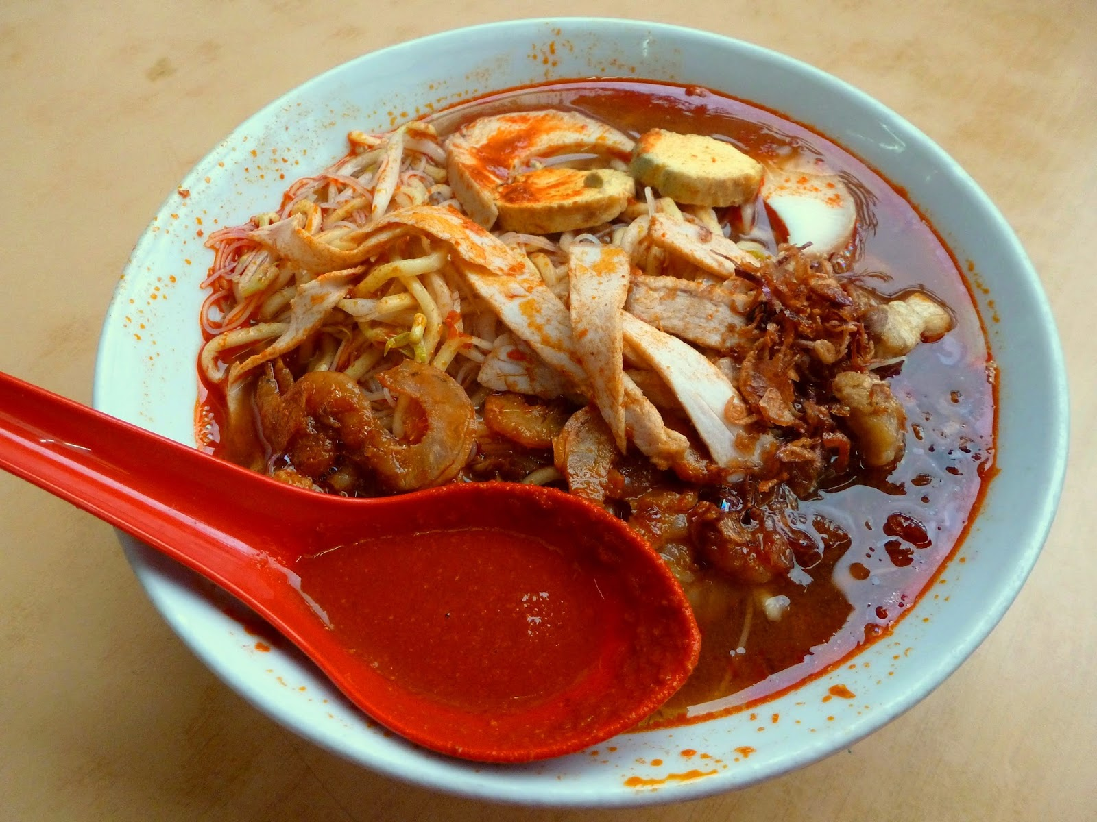 Penang Food For Thought: 888 Hokkien Mee