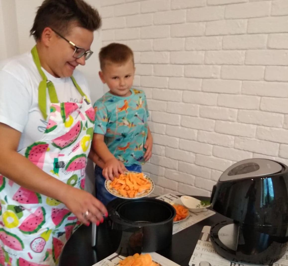 Zaproś dziecko do kuchni!