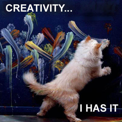 How Did You Get to be so Creative?