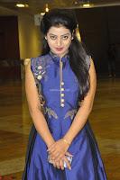 Tarunika Sing in Blue Ethnic Anarkali Dress 12.JPG