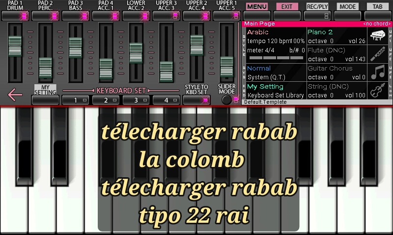 RABAB TIPO TÉLÉCHARGER
