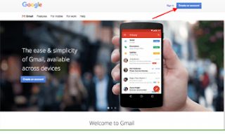 Gmail account demystify guides with illustration images