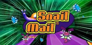 تحميل لعبة الدودة snail mail
