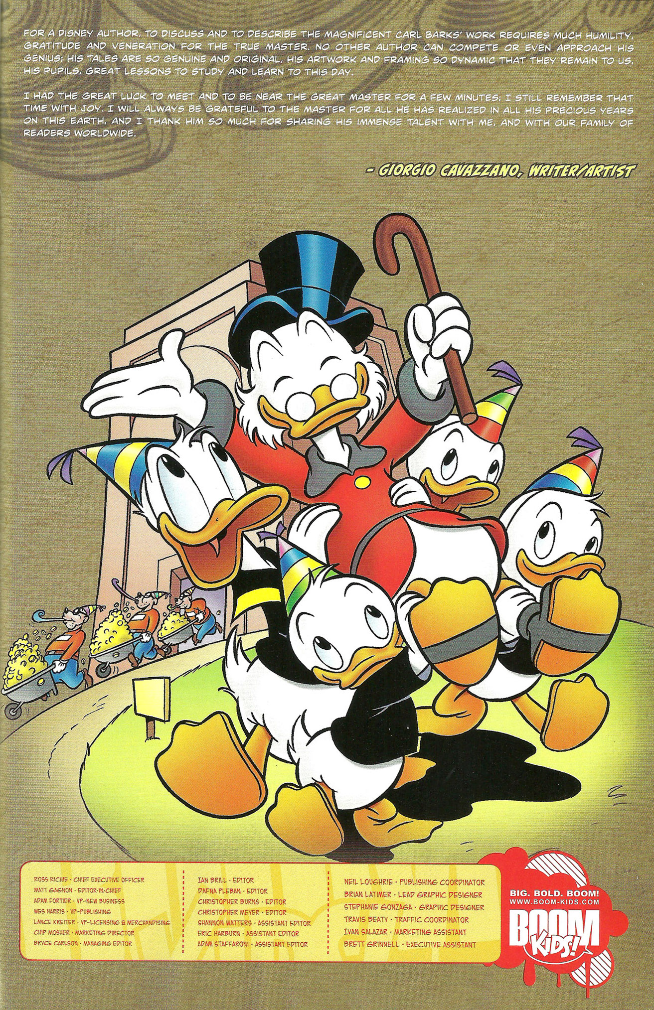 Read online Uncle Scrooge (1953) comic -  Issue #400 - 41