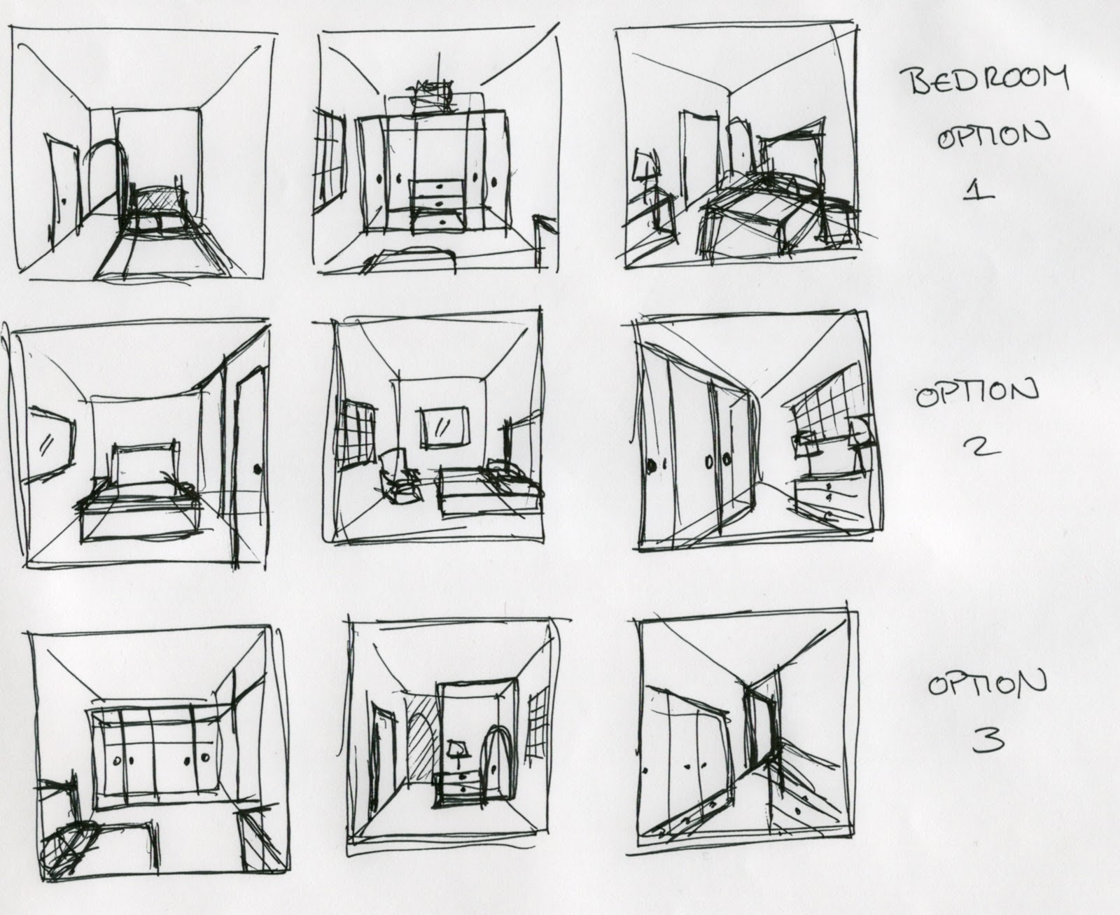 Sketches And 3d