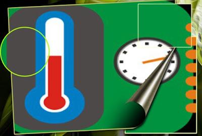 اداة لمراقبة و معرفة درجة حرارة جميع مكونات الحاسوب