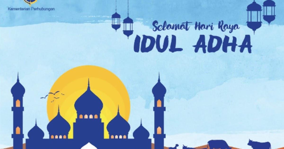 32 Contoh Gambar Ilustrasi Idul Adha Gambarilus