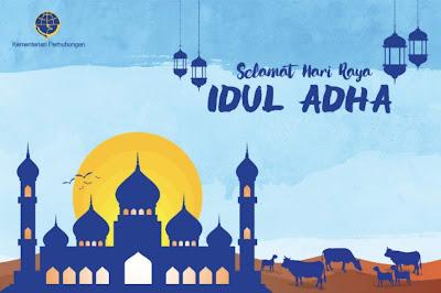 30 Kata Kata Ucapan Selamat Hari Raya Idul Adha 2021 M /1442 H