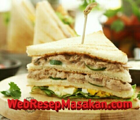 Tuna Melt Sandwich, Tuna melt sandwich ncc, Resep Tuna Melt Sandwich,