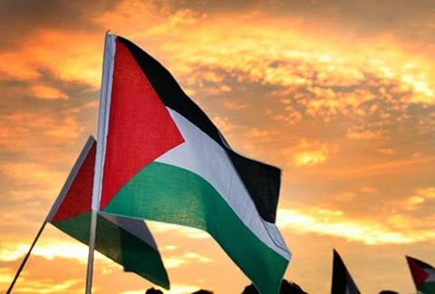 solidaritas palestina,santri salafi,santri