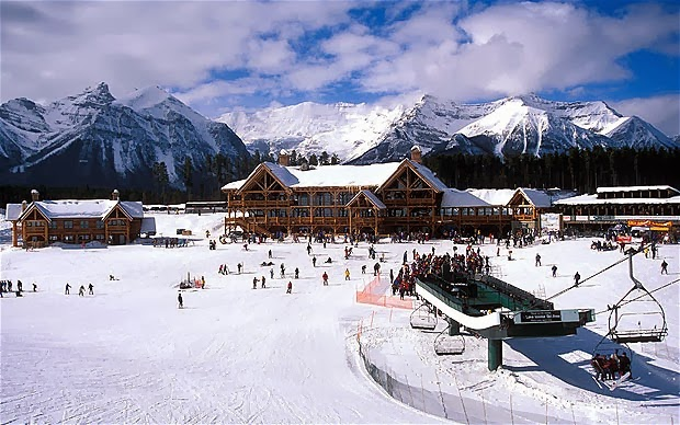 Lake Louise Ski Resort, Banff, Alberta - Where is the Best Place for Skiing And Snowboarding in Canada