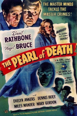 The Pearl of Death Poster