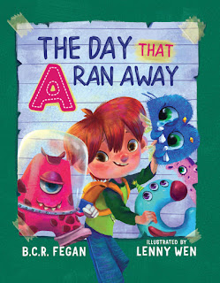 The Day That A Ran Away Children's Book