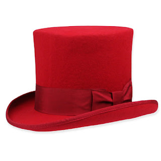 Red Top Hat for Kids