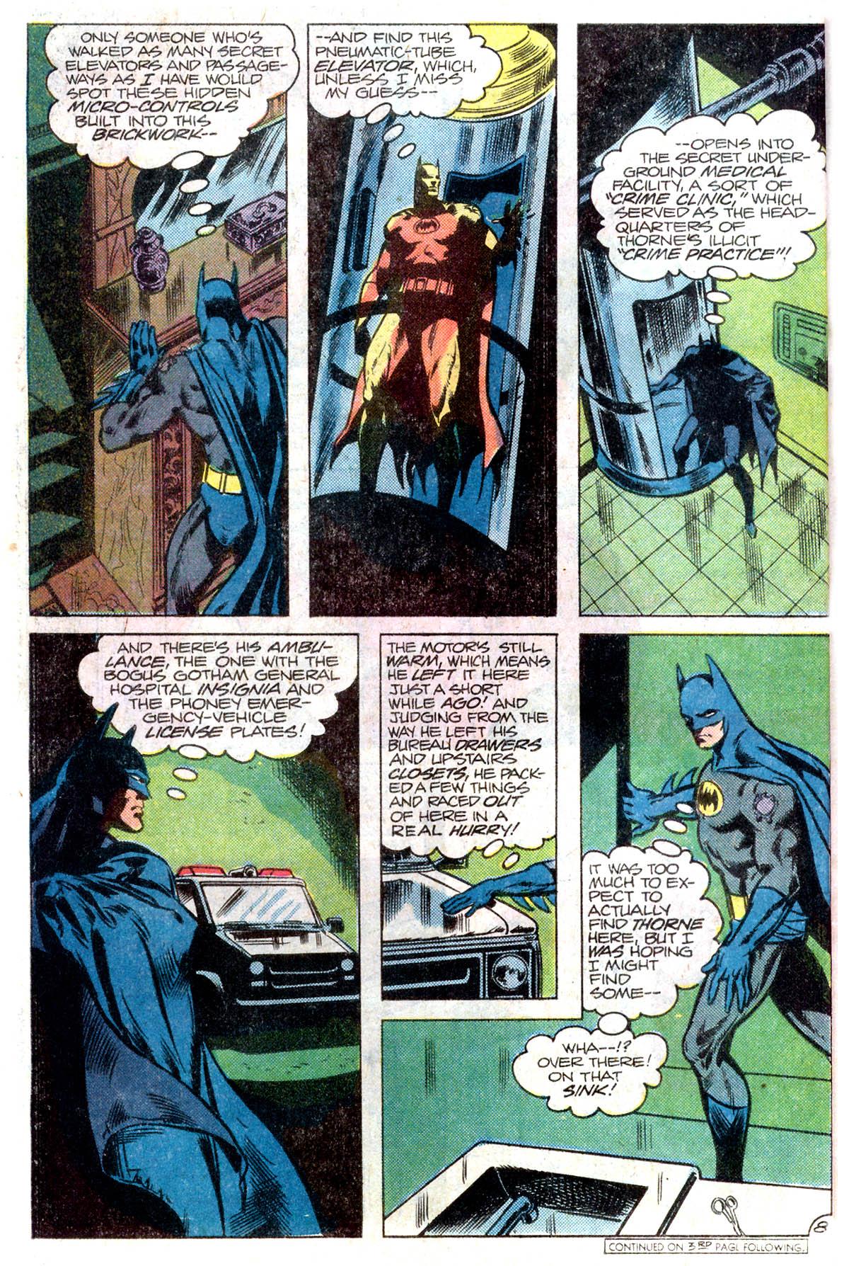 Detective Comics (1937) 495 Page 8
