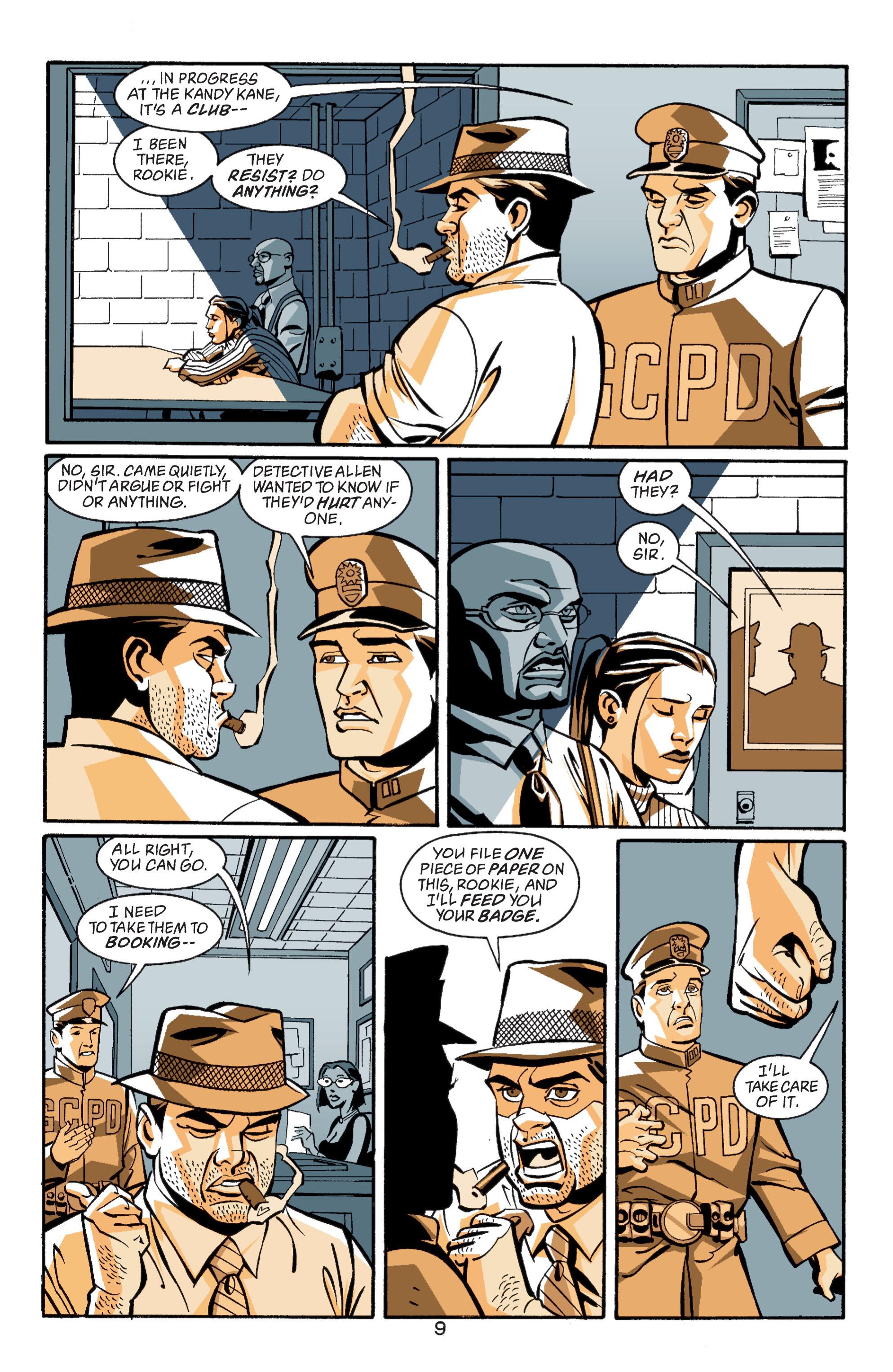 Detective Comics (1937) 759 Page 9