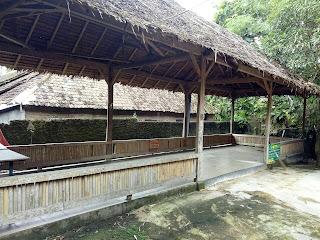 Saung Rusa B Kapasitas 80 Orang, Biaya Kebersihan 100.000