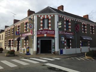 L'Audomarois, bar-tabac, bistrot cuturel de proximité - 10 place St-Omer, 44130 Saint-Omer-de-Blain