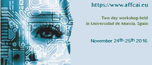 Expertos Internacionales de Affective Computing en Murcia.