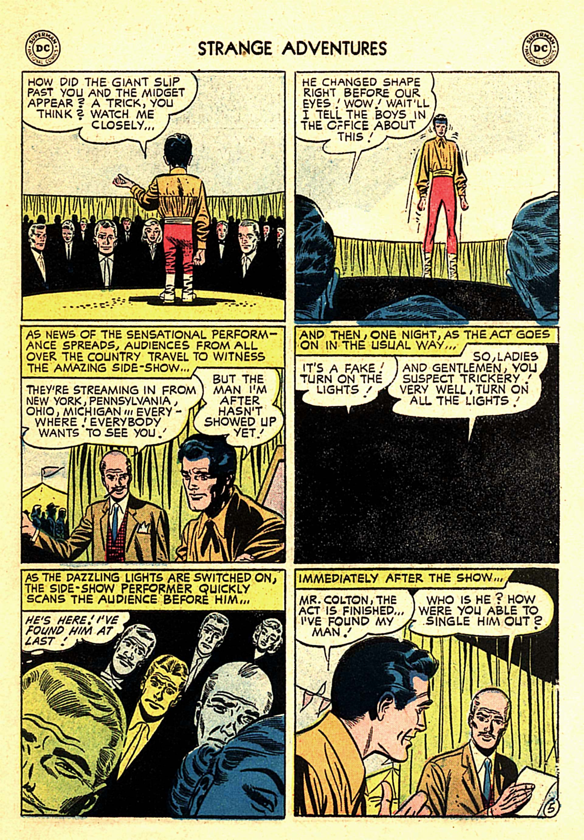 Strange Adventures (1950) issue 66 - Page 31