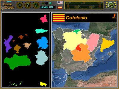 Пъзел на Испания