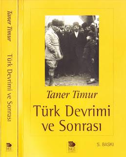 Taner Timur - Türk Devrimi Sonrası