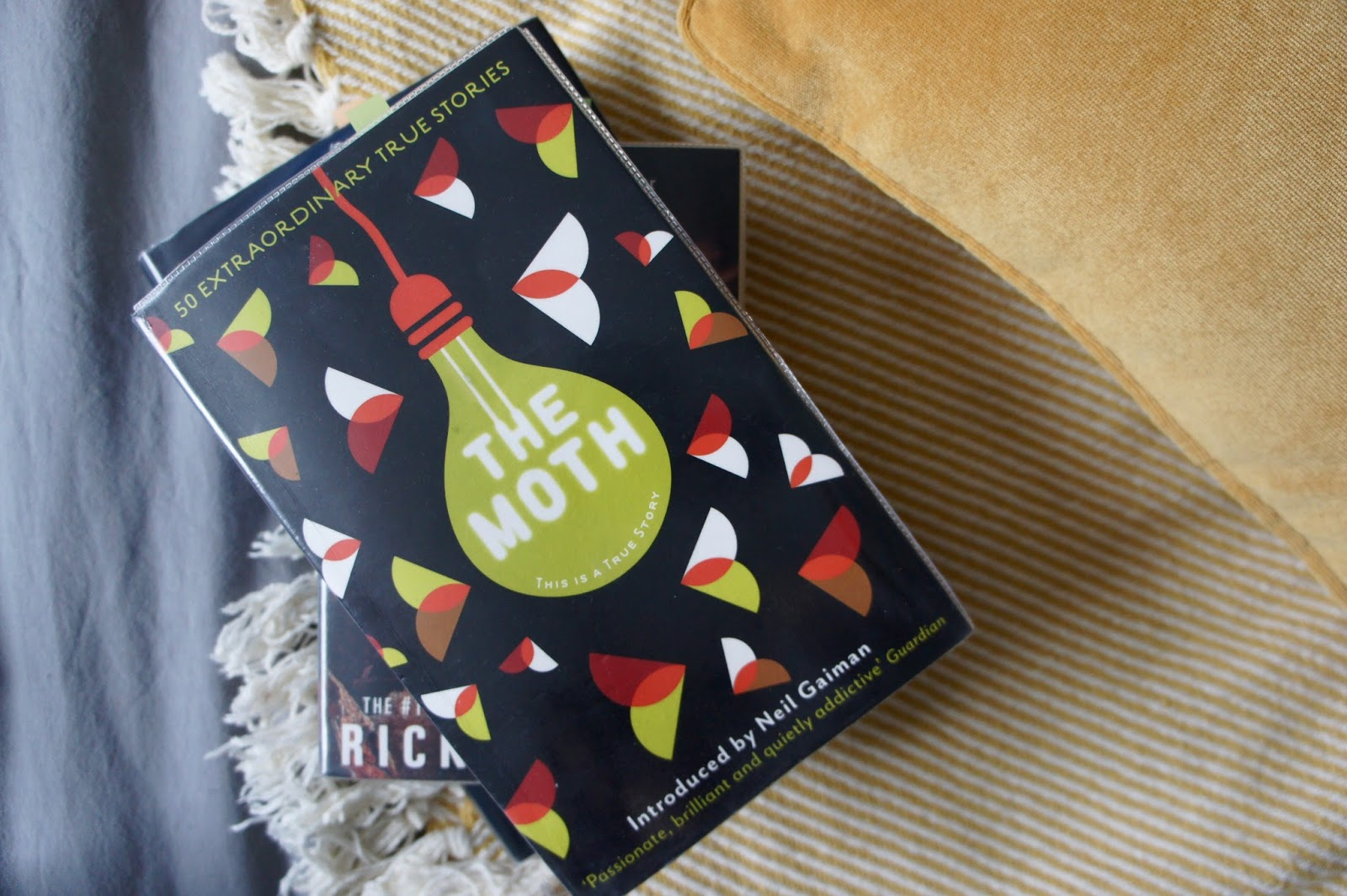 the moth catherine burns book blog review