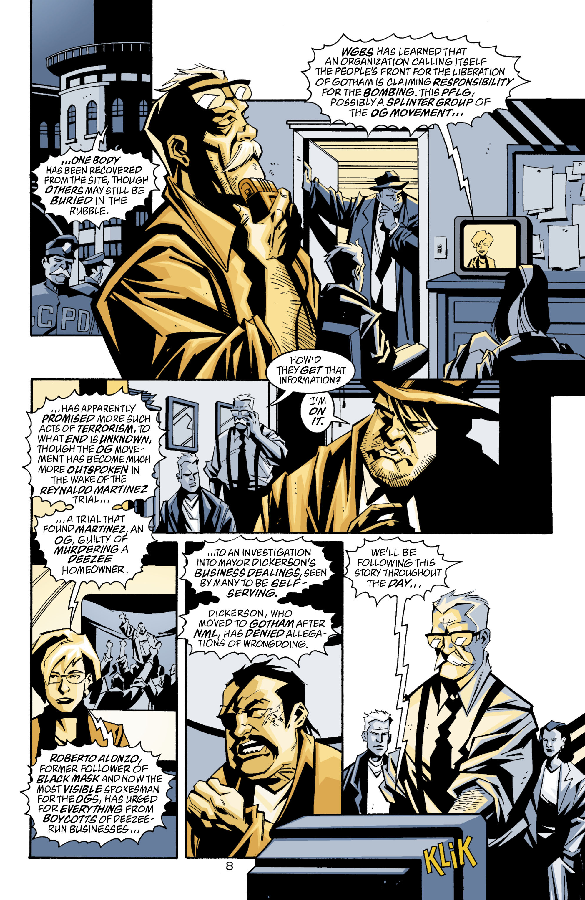 Detective Comics (1937) 748 Page 7