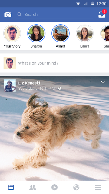 Facebook is Making Stories Upon its News Feed 1