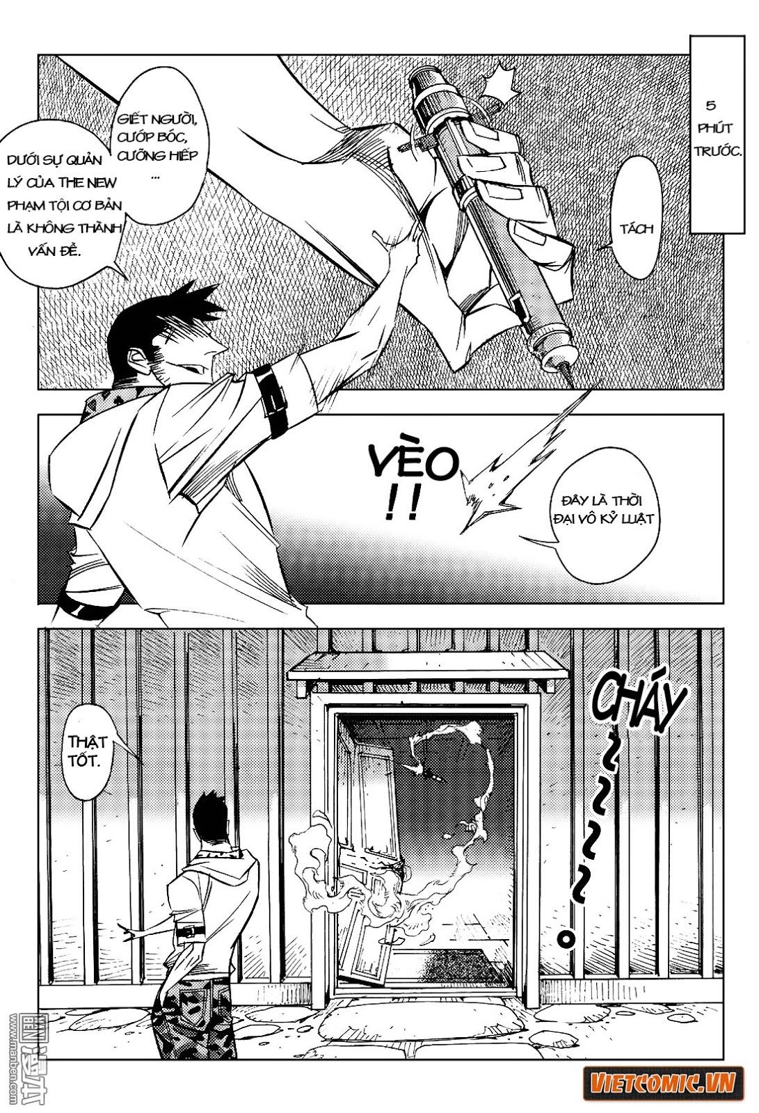TÔ SINH CHIẾN SÚNG chap 7 - Trang 6