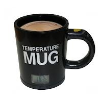 Buvez votre café toujours à la bonne température
