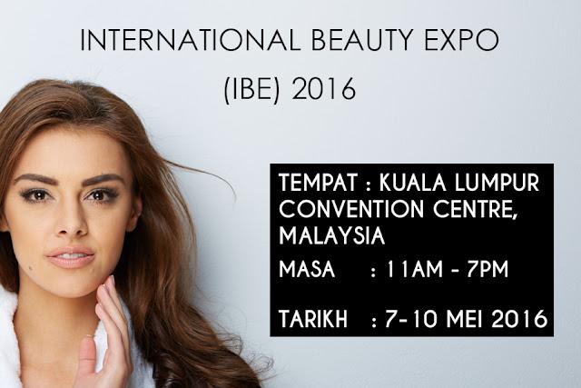 ibe beauty expo 2016