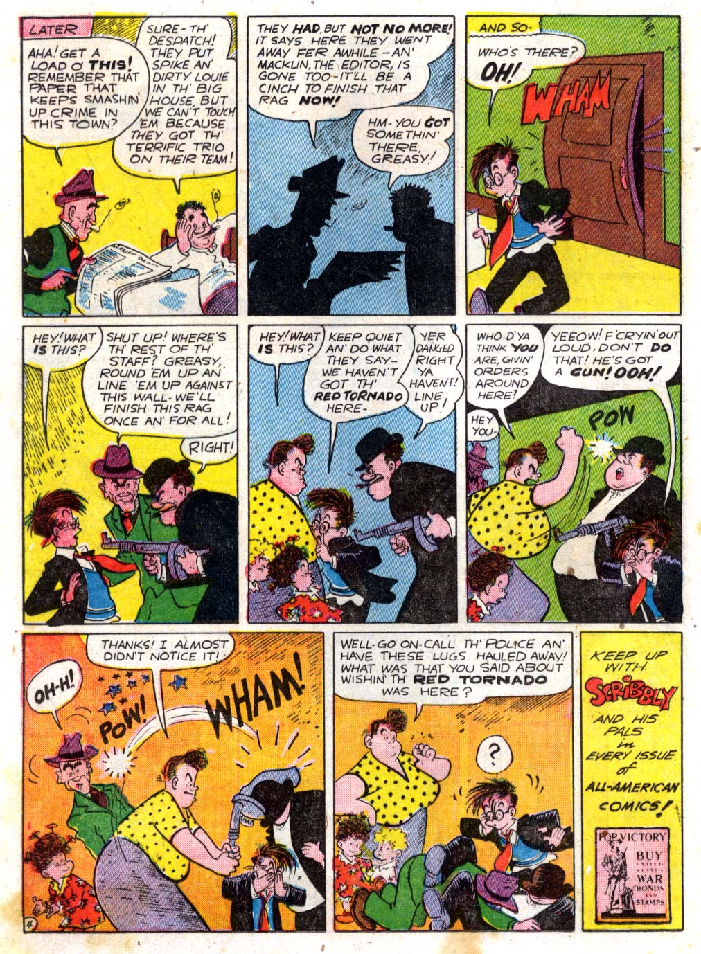 Read online All-American Comics (1939) comic -  Issue #53 - 36