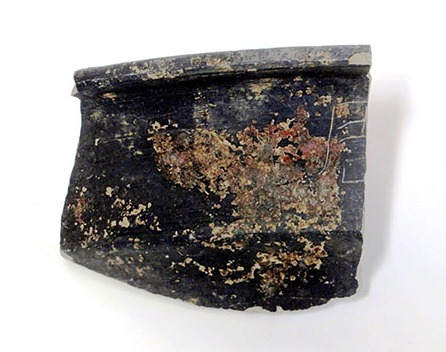 Pottery shard holds ancient example of kanji used in Japan