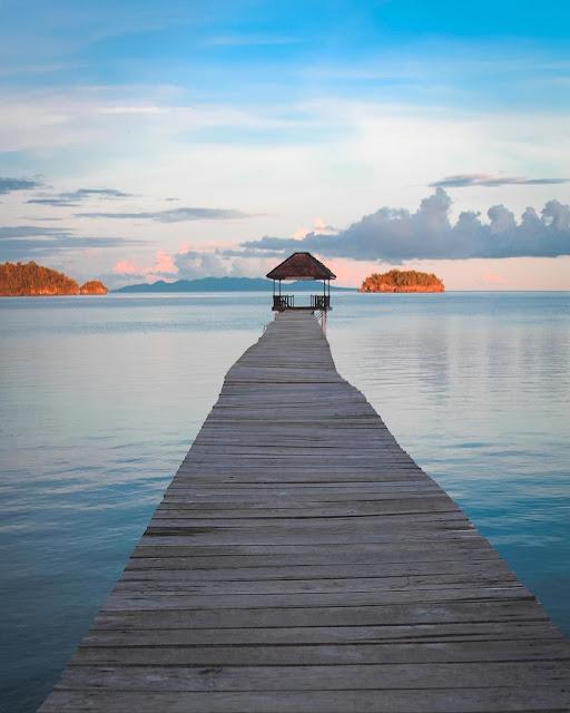 Keindahan Pulau di Sulawesi Tengah Ini Bikin Kamu Serasa di Nirwana