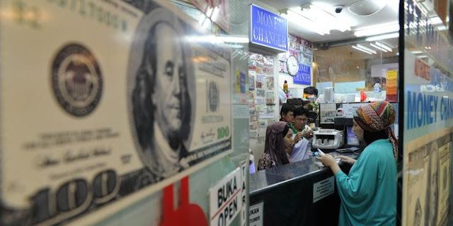 Rupiah Menguat ke Posisi Rp13.382 per USD