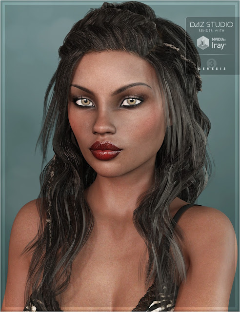 Lynsey for Genesis 3 Female