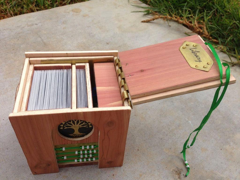 28 Creative Cool Deck Boxes Pixelmari Com