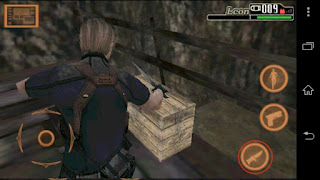 Resident Evil 4 Mod (Unlimited) APK+Data Full