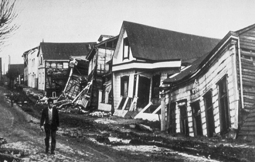 Dünya Tarihinin En Büyük Depremi Nerede Olmuştur?