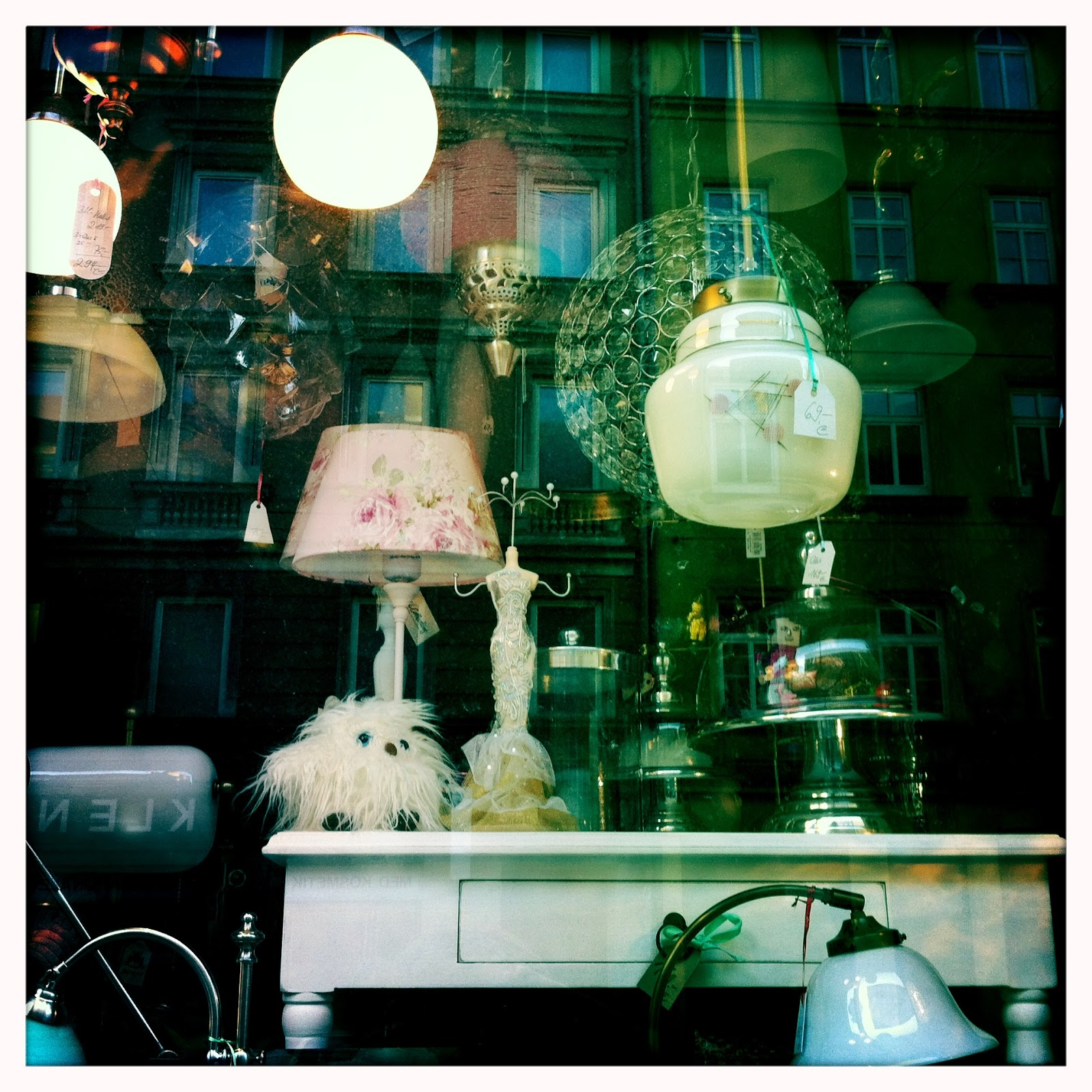 Cherry Marmalade: Vintage shopping in Munich