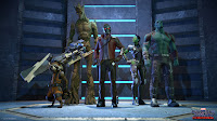 Marvel's Guardians of the Galaxy: The Telltale Series Game Screenshot 1